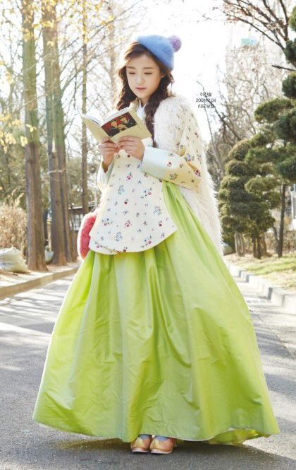 한복 Hanbok : Korean traditional clothes[dress] | #ModernHanbok