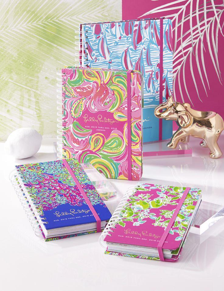 Wonderful Lilly Pulitzer LARGE AGENDA   ALL NIGHTER   Ryanu0027s Daughters. Teen School  SuppliesOffice ...