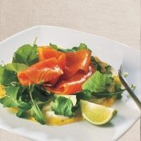 Dill Omelette with Regal Smoked Salmon