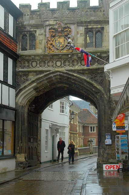 Love this place, visited on my way to Stonehenge.  Salisbury, Wiltshire, UK    I remember ........