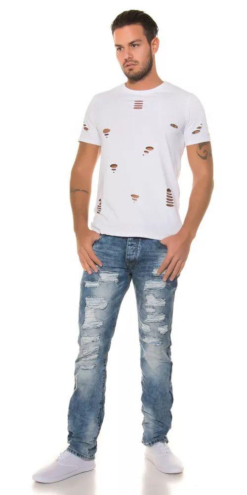 Trendy pánské džíny