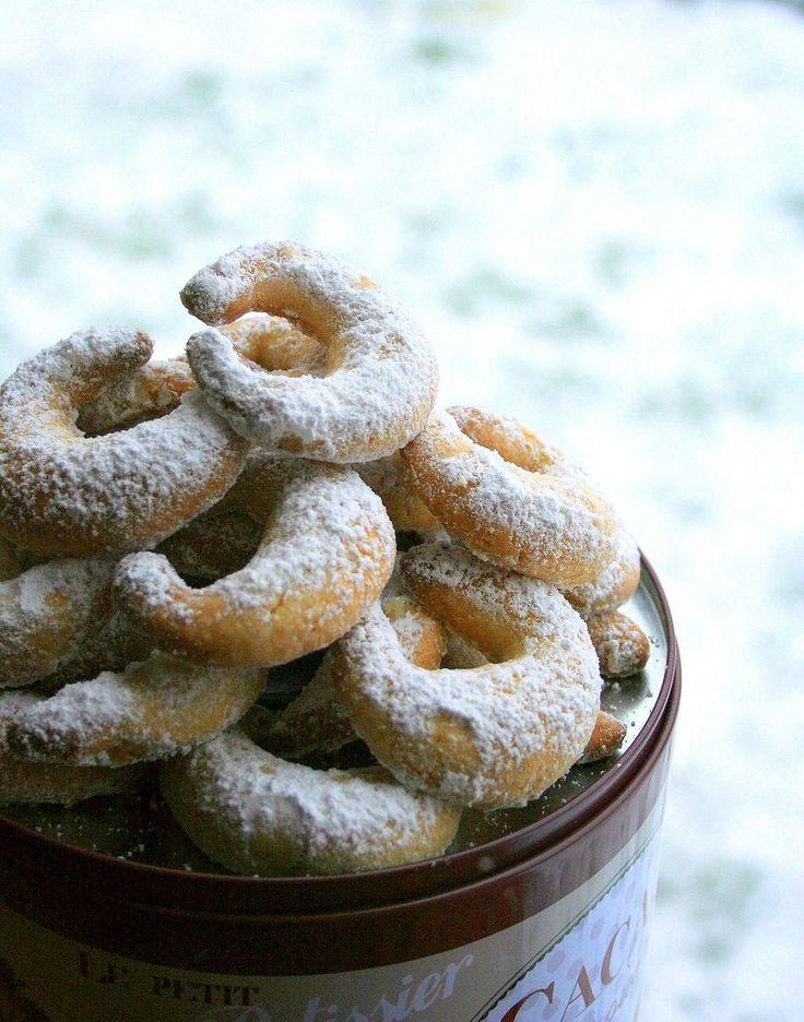 Des biscuits fondants et doux comme des nuages !