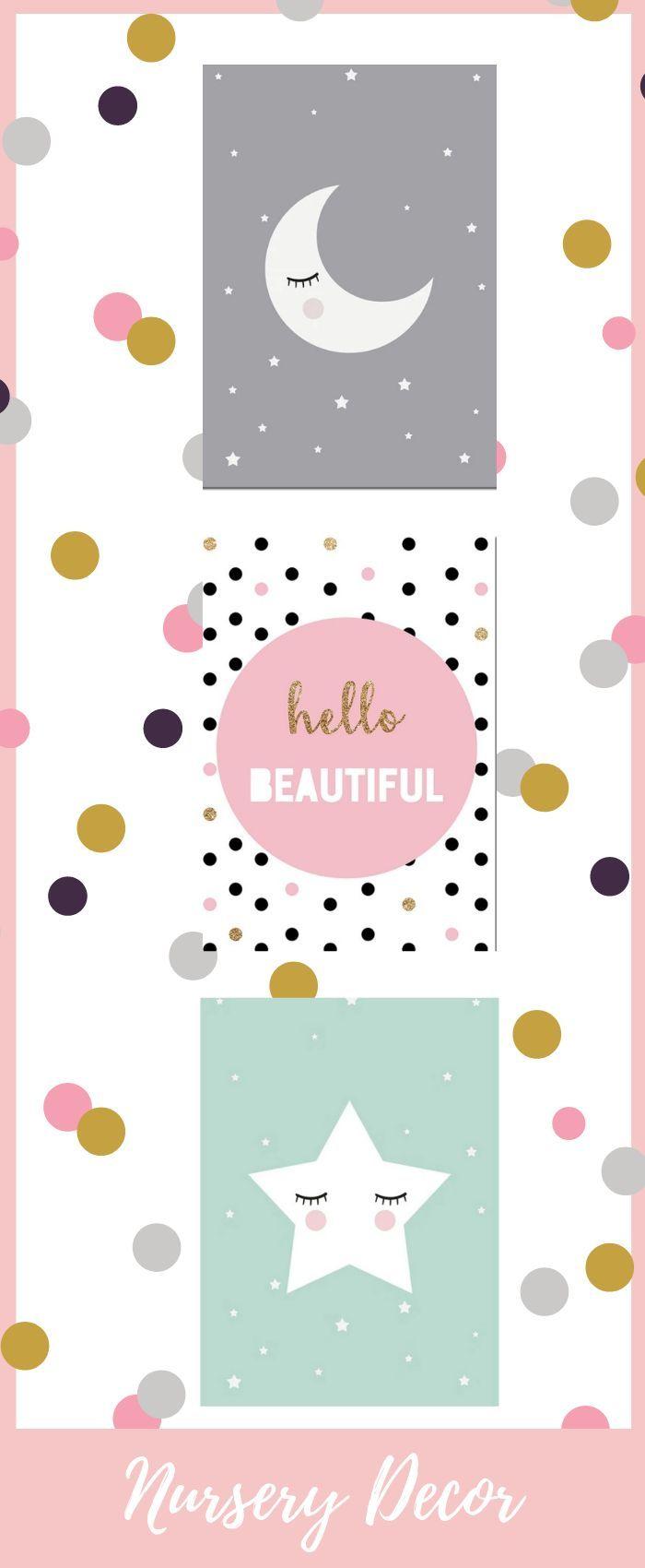 Delicieux Nettes Einhornplakat Für Eine Inspirationsmädchen Schlafzimmeridee,  Erstaunliches Geschenk | Nurser ... #