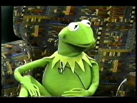 Kermit the Frog on The Tonight Show