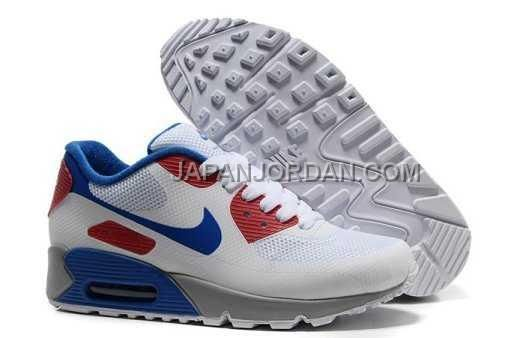 http://www.japanjordan.com/nike-air-max-90-hyperfuse-prm-womens-white-blue-red.html NIKE AIR MAX 90 HYPERFUSE PRM WOMENS 白 青 赤 新着 Only ¥8,111 , Free Shipping!