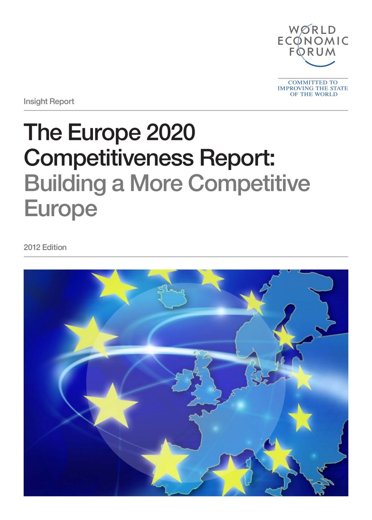 europe2020 competitiveness-report 2012 by Spyros Langkos via Slideshare