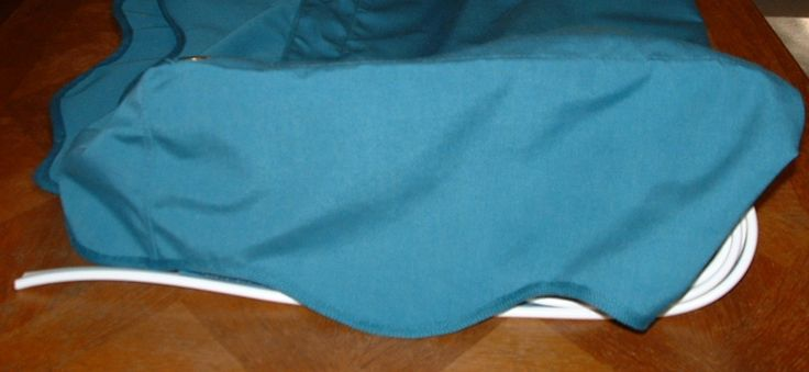 8' x 8' Awning For Sale Sunbrella Turquoise dfoster@bellsouth.net