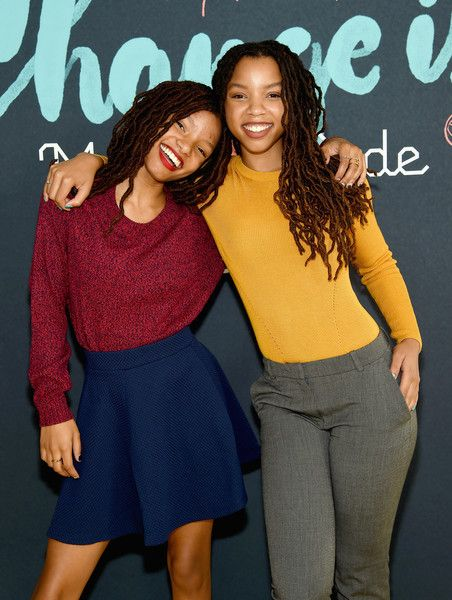 Halle Bailey Photos 557 Of 623 Photos Chloe X Halle
