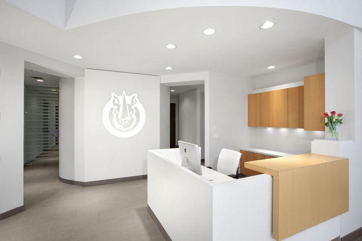 Ssdg interiors inc workplace hi tech marketing company for It company interior