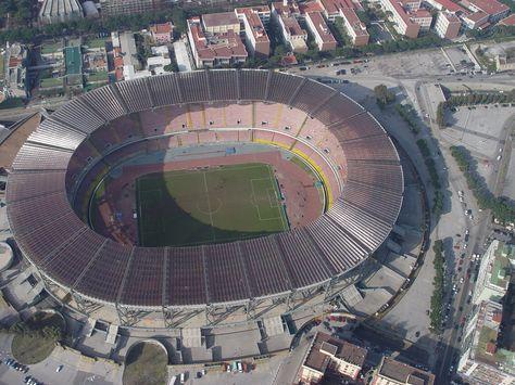 Approvata la delibera del Comune di Napoli sulla concessione ponte per l'affidamento dello Stadio San Paolo   Report Campania