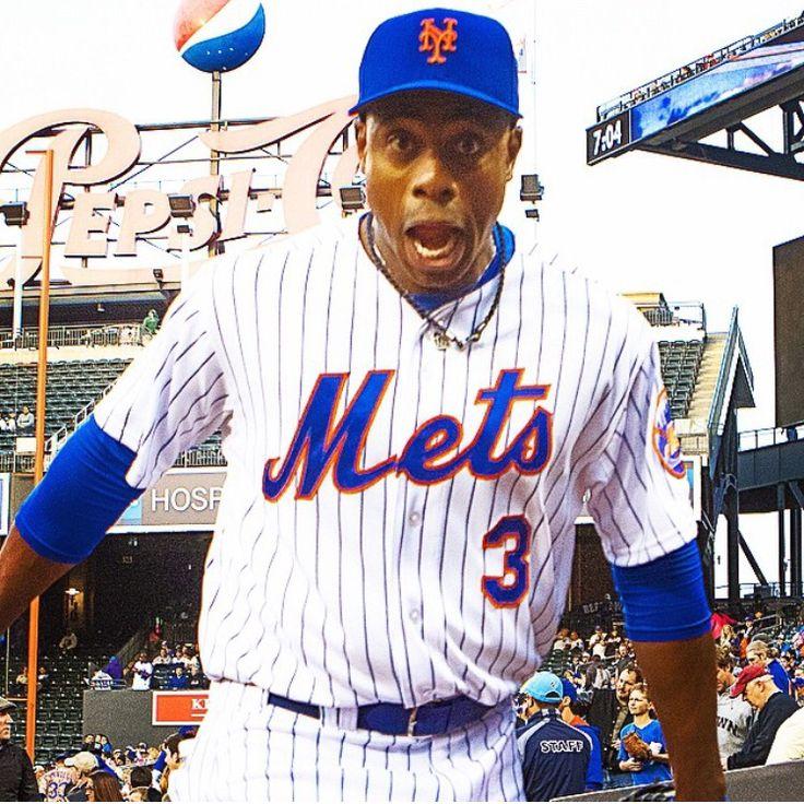 Curtis Granderson: New York Mets - Enjoying their 9 game win streak:2015