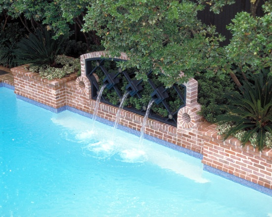 Swimming Pool Fountain Ideas entertaining swim up bar Find This Pin And More On Swimming Pool Designs