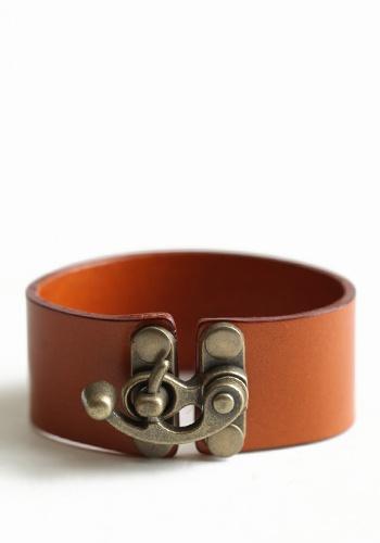 Wild West Cuff Bracelet #boho #leather