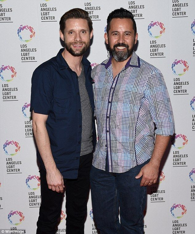 Danny Pintauro and husband Wil Tabares