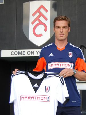 Scott Parker Signs Fulham Football Club is delighted to announce the signing of England international Scott Parker from Tottenham Hotspur on a three-year deal, for an undisclosed fee which will see the player at the Club until at least the summer of 2016.