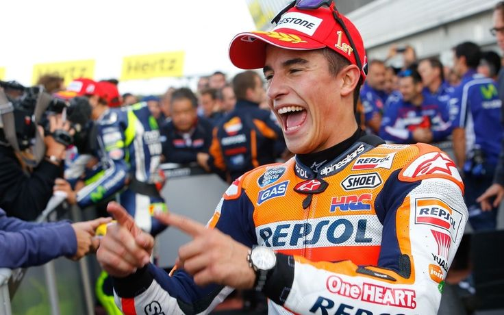 Marquez wins the Battle of Britain - News - Cycle Canada