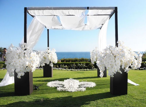 1000+ Images About Outdoor Wedding Altar Ideas On