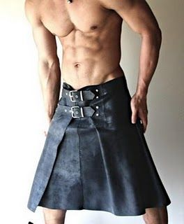 kilts are sexy...looking at this, I would have to agree