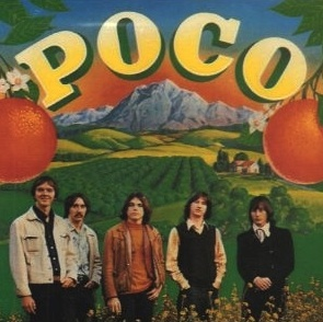 """Poco"" (1970, Epic). Their second LP. LP Covers 1970"