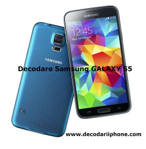 Decodare Samsung Galaxy S5