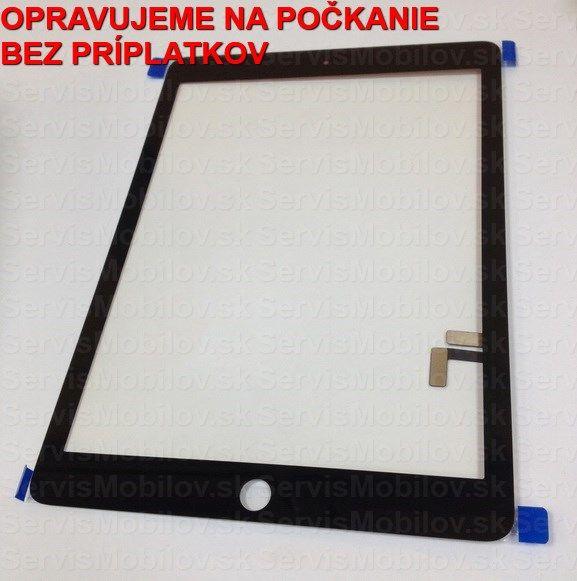 Servis iPad Air : Výmena dotykovej plochy iPad Air