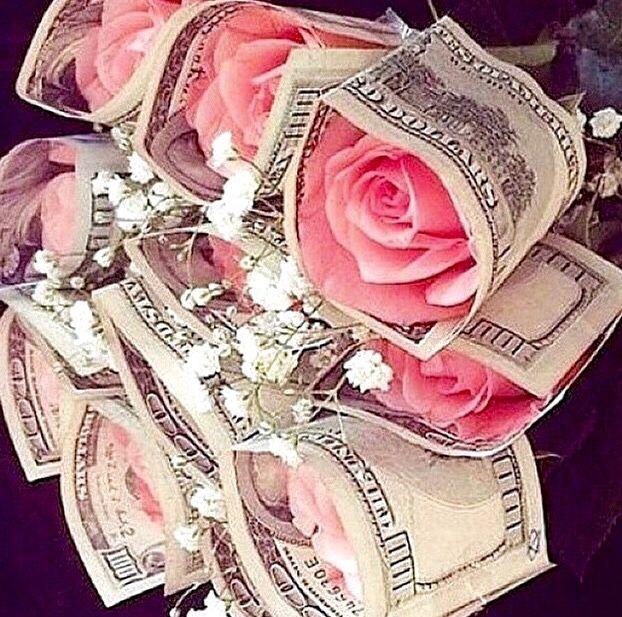 долгоиграющая, картинки роза на деньгах демонстрируют