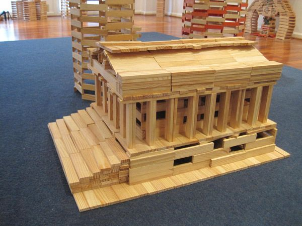 Kapla Building Blocks and Ka pla Toy Animals « Kapla Blocks by Tom's Toys