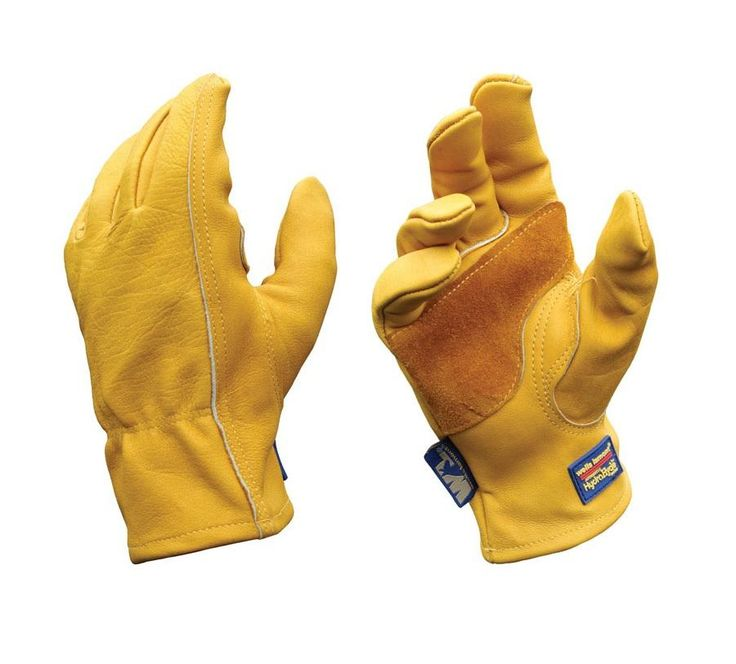 Wells Lamont 1201XL Hydrahyde Cowhide Leather Work Glove, X-Large