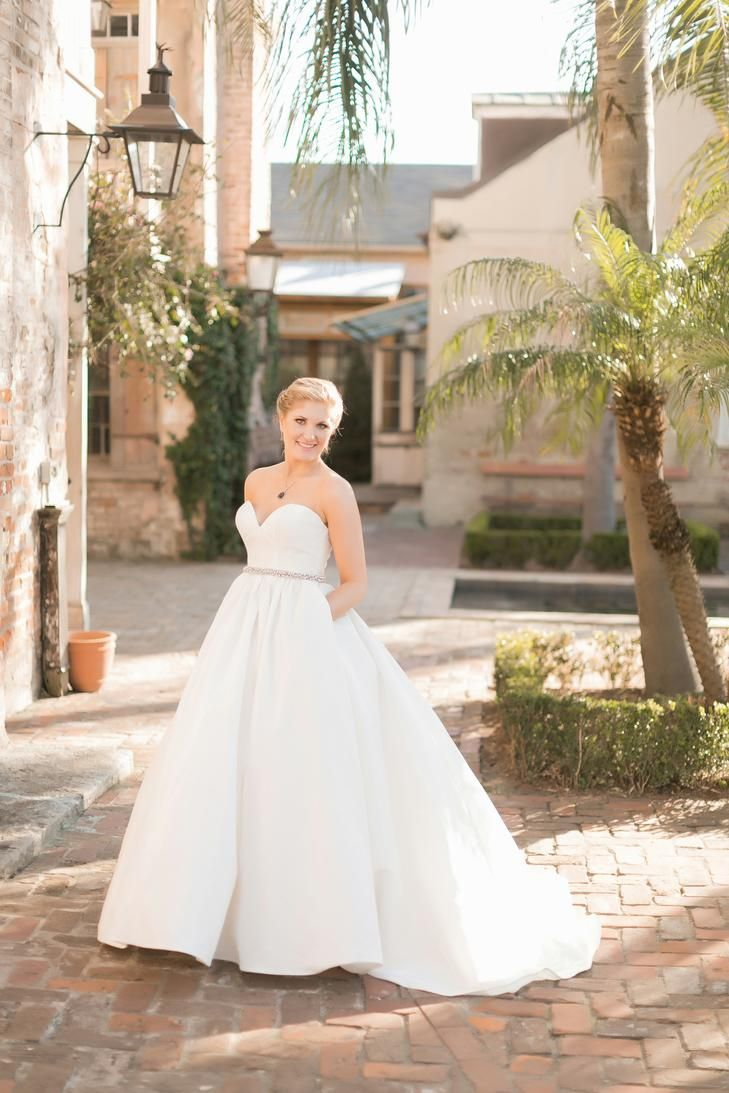 102 best nola inspired wedding fashion images on pinterest new beautiful new orleans bride ombrellifo Images