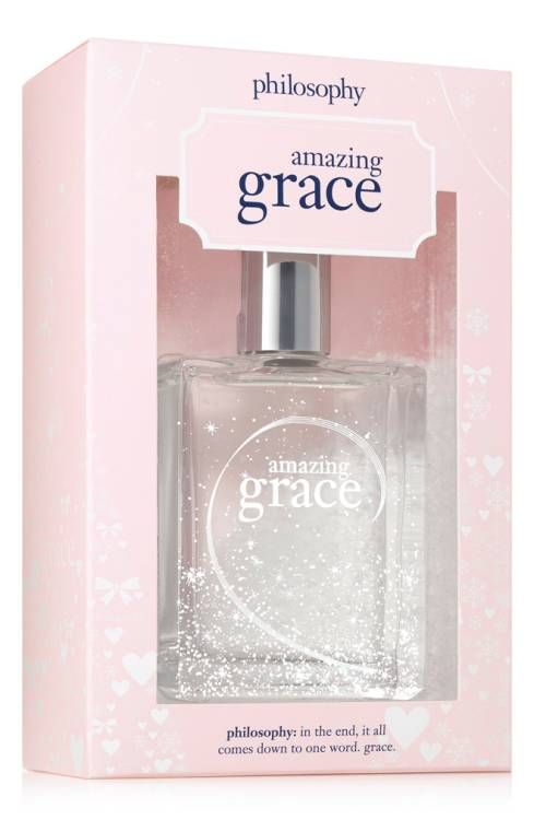 Philosophy Holiday 2017 Philosophy Amazing Grace Snow Globe   – Musings of a Muse