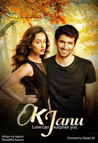 """Bollywood Movie Ok Jaanu Release on 13 January 2017 Online Watch And Download links Upcoming Bollywood movie """"Ok Jaanu"""" 2017 is directed by Shaad Ali and this movie Produce by Hiroo Yas…"""