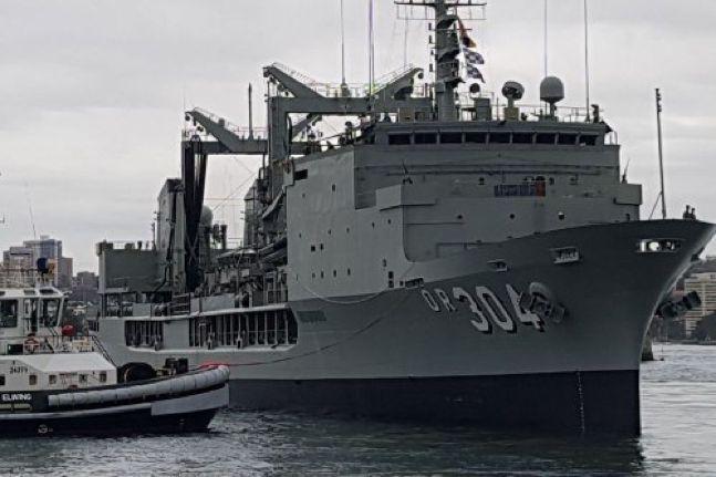 HMAS SUCCESS