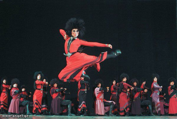 Dance-Khevsuruli