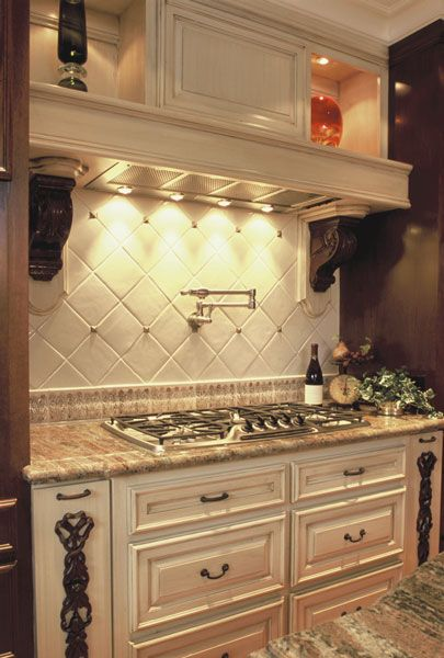 35 best Kitchen Details images on Pinterest | Kitchens, Dream ... White Country Kitchen Ideas Ra E A on