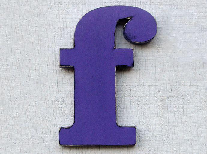 """Mavi """"F"""" Harfi En: 25cm Boy: 25cm Siparişleriniz için mesaj atmanız ya da sayfamızı ziyaret etmeniz yeterli."""
