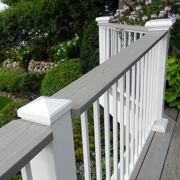200 Series Flat Top Aluminum Railing By Afco Decksdirect