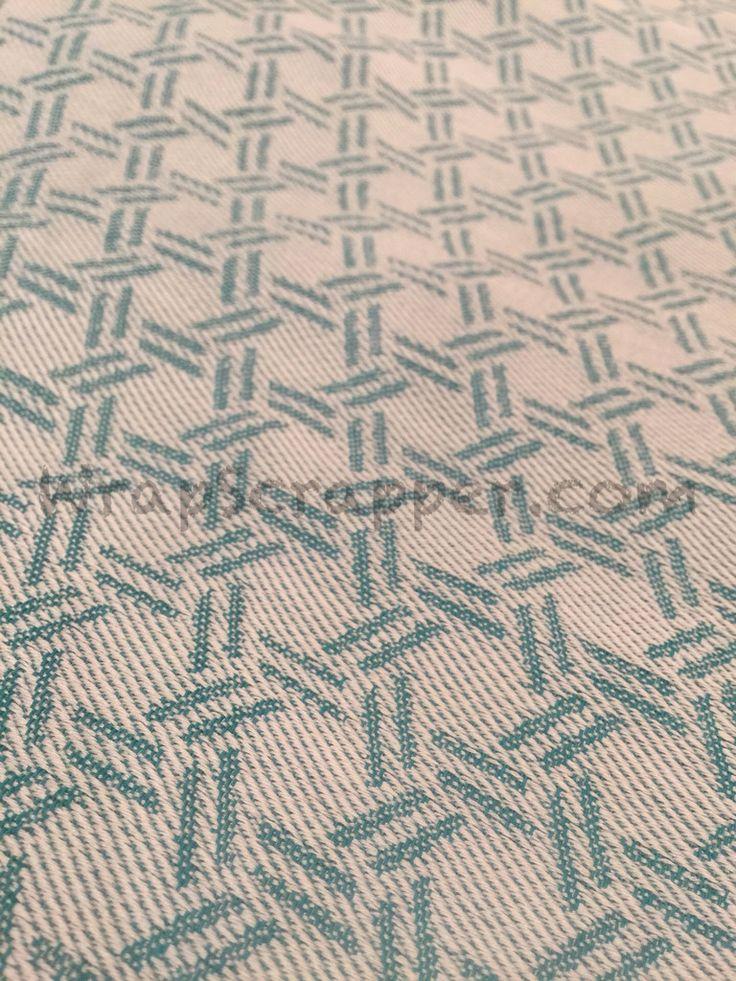 Yaro Basket Emerald Wrap Scrap