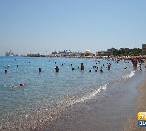 Spiaggia di Elli a Rodi come arrivare | Volopiuhotel Blog