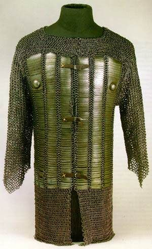 Hauberk Half Armour, or Bakhterets Moscow Armoury workshops (?) Late 16th- early 17th centuries