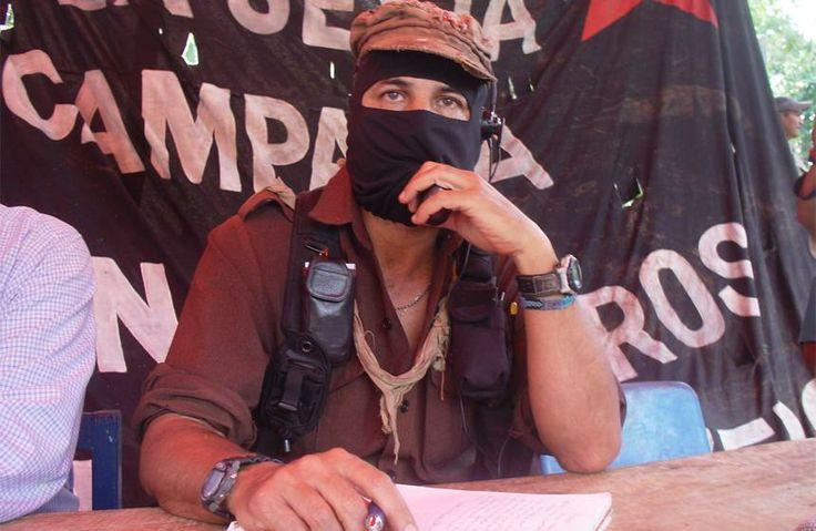 Anuncia EZLN reaparición del Subcomandante Marcos