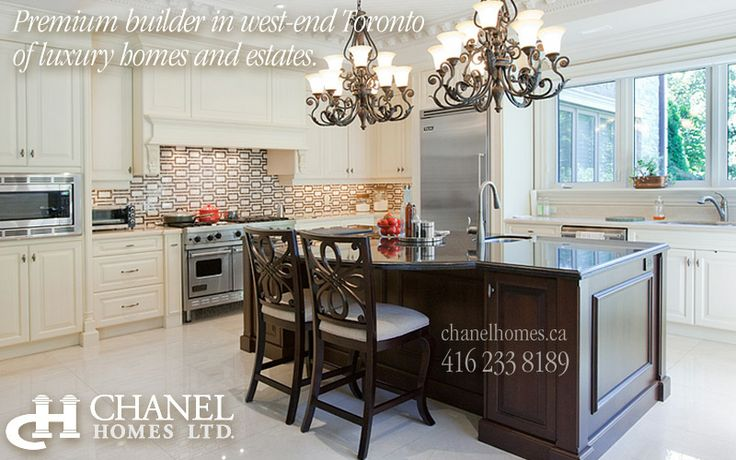 PREMIUM RESIDENTIAL CONSTRUCTION in Toronto, Ontario is http://chanelhomes.ca/