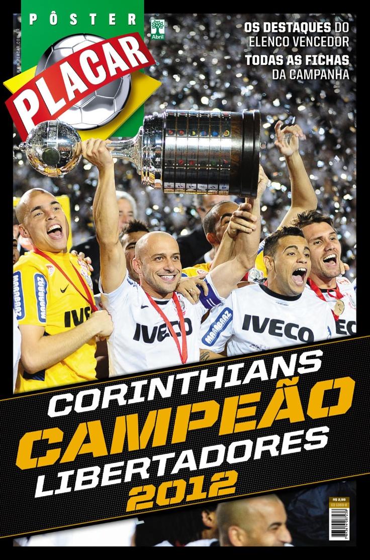 Sport Club Corinthians Paulista - Copa Santander Libertadores Champion 2012