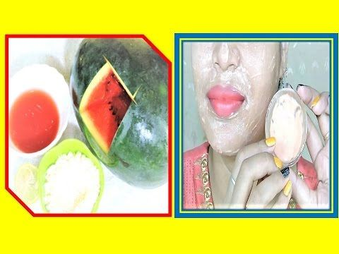 How to get Whitening Glowing Skin in Summer in Hindi