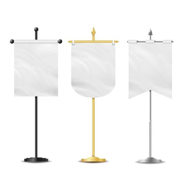 مكافحة ناقلات طاولة العلم الصغيرة تعيين أشكال مختلفة بيضاء فارغة علم مكتب معدن Png والمتجهات للتحميل مجانا Table Flag Small Tables Decor
