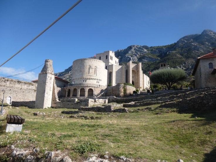 #Kruja: museo di #Skanderberg