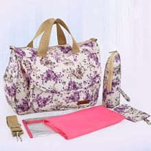 New multifunctional diaper bags mother bag high quality maternity mummy nappy bags flower style mom handbag baby stroller bag     Tag a friend who would love this!     FREE Shipping Worldwide     #BabyandMother #BabyClothing #BabyCare #BabyAccessories    Buy one here---> http://www.alikidsstore.com/products/new-multifunctional-diaper-bags-mother-bag-high-quality-maternity-mummy-nappy-bags-flower-style-mom-handbag-baby-stroller-bag/