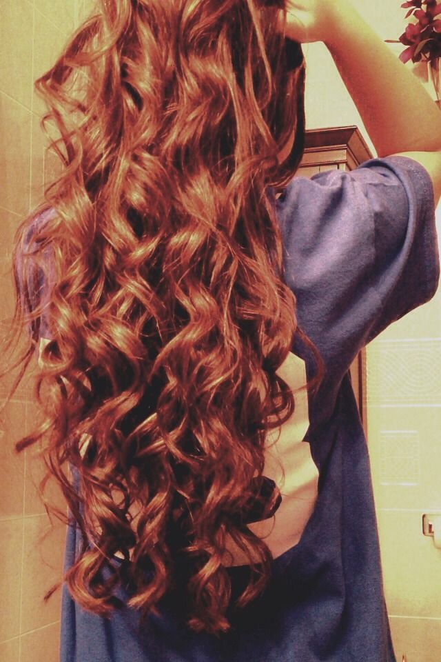 How To Get Perfect Curls With No Heat i did it and it worked amazing!!!!!!