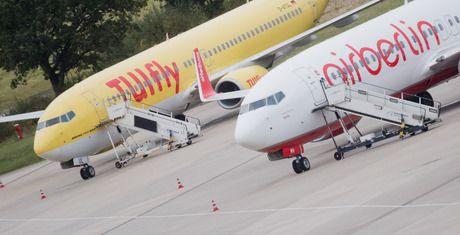 Ganze Crews melden sich krank Chaos bei TUIfly und Air Berlin - Tiroler Tageszeitung Online