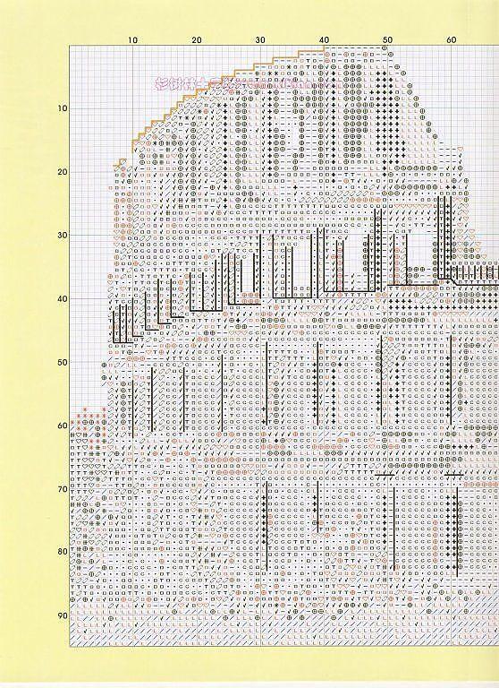 Solo Patrones Punto Cruz (pág. 1713) | Aprender manualidades es facilisimo.com