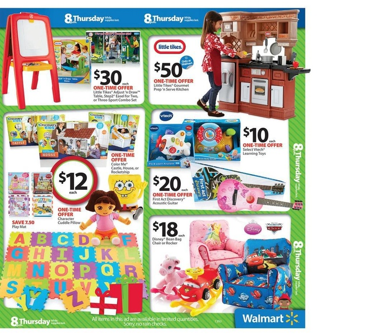 Walmart Black Friday Flyer 2012 Page 14